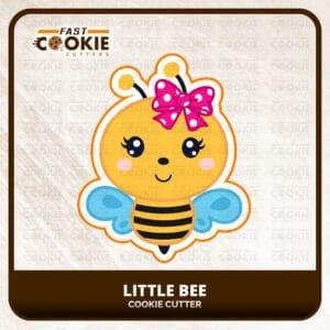 Little Bee Cookie Cutter